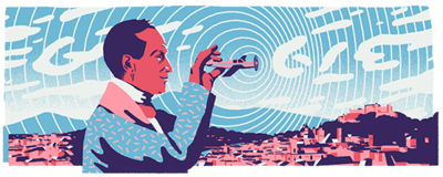214. Geburtstag von Christian Doppler