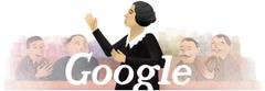 126o aniversario del nacimiento de Clara Campoamor
