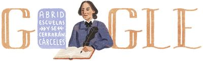 195o aniversario del nacimiento de Concepción Arenal