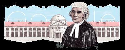 Cornelia Sorabji's 151st birthday