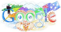 Doodle 4 Google 2011 National Winner - New Zealand