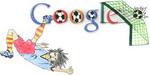 Doodle 4 Google 'I Love Football'