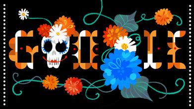 Día de muertos 2014