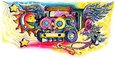 Doodle 4 Google Philippines 2014 Winner, Kim Patrick S. Saren