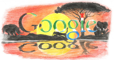 Doodle 4 Google South Africa Winner