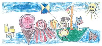 Doodle 4 Google Ireland Winner 2015