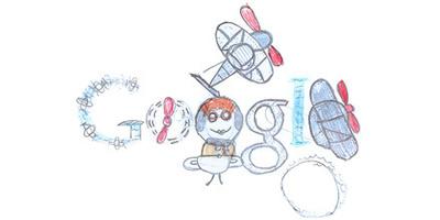 Doodle 4 Google 2015 - New Zealand Winner, Oliver Lonsdale