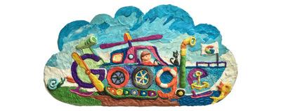 Дудл для Google, 2016 – победитель в России