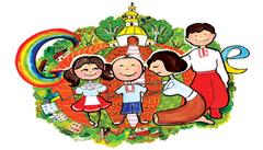 """Дудл-переможець Всеукраїнського конкурсу серед школярів """"Дудл для Google"""""""