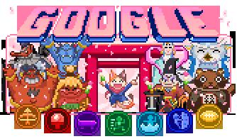 Doodle チャンピオン アイランド ゲーム!