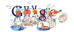 Doodle 4 Google Kazananı Melissa Çağlar 'Hayallerim Türkiye'