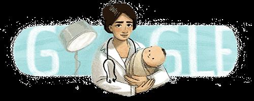 Dr. Marie Thomas' 125th Birthday