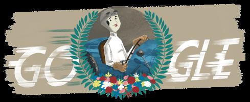120. výročí narození Elišky Junkové