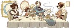 Emma Gads 161 års fødselsdag