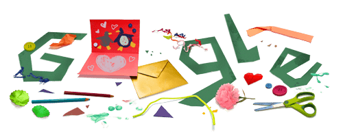Happy Father's Day! Craft and send Dad some art from the heart!