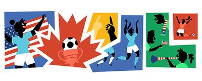 女子ワールドカップ 2015 決勝