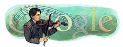 130 de ani de la nasterea lui George Enescu