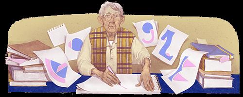 95 de ani de la nașterea Getei Brătescu