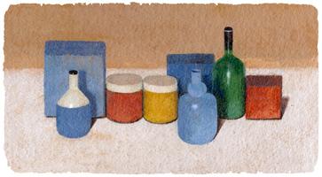 125° anniversario della nascita di Giorgio Morandi