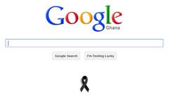 Google ガーナ 2012年8月8日