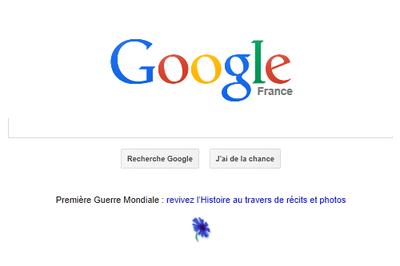 Googleフランス 2014年11月11日