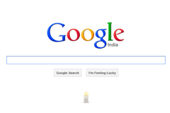 Googleインド 2012年12月31日