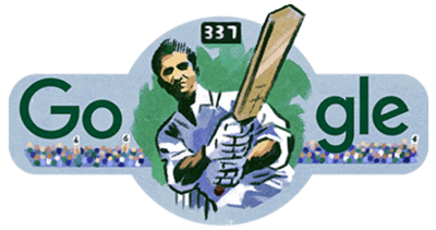 Hanif Mohammad's 84th Birthday
