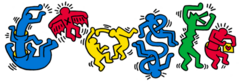 キース ヘリング 生誕 54 周年 Courtesy of the Keith Haring Foundation.