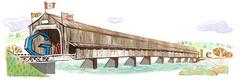 111th anniversary of world's longest covered bridge