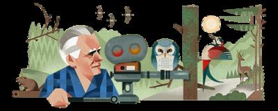 Heinz Sielmann's 101st Birthday