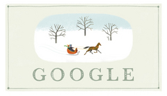 Happy Holidays from Google!