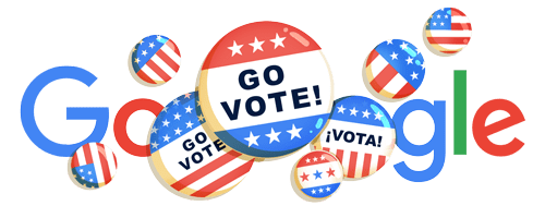 United States Elections 2020 Reminder (Day 1)