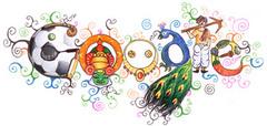 Doodle 4 Google Winner 2012