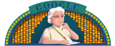 Ismat Chughtai's 107th Birthday