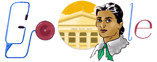 Kadambini Ganguly's 160th Birthday
