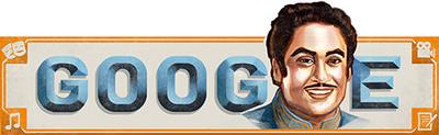 Kishore Kumar's 85th Birthday
