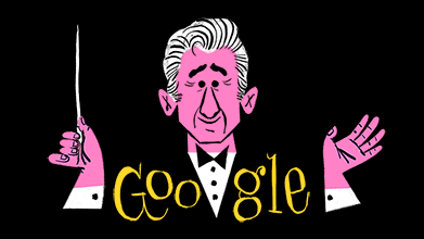 Leonard Bernstein's 100th Birthday