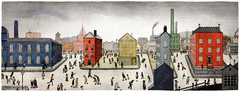 L.S. Lowry's 125th Birthday