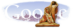 Mahmoud Mokhtar's 121st Birthday