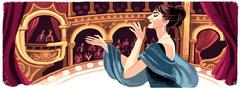 90α γενέθλια της Μαρίας Κάλλας