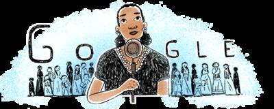 122o aniversario del nacimiento de María Rebecca Latigo de Hernández