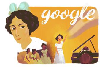 228o Cumpleaños de Mariquita Sánchez de Thompson