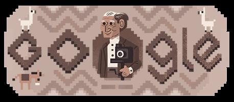 129o aniversario del nacimiento de Martín Chambi