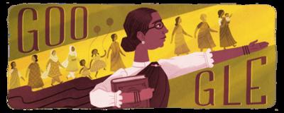 Muthulakshmi Reddi's 133rd Birthday
