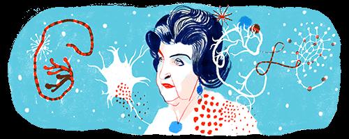 96 лет со дня рождения Натальи Бехтеревой