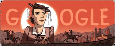 117o aniversario del nacimiento de Nellie Campobello