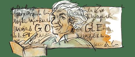 107o aniversario del nacimiento de Nicanor Parra