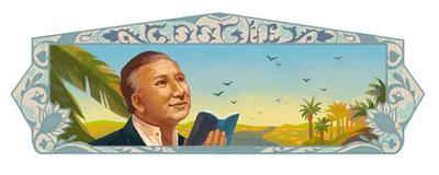 Nizar Qabbani's 93rd Birthday