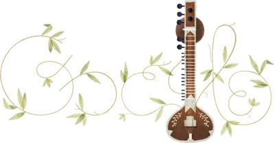 ラヴィ シャンカル 生誕 96 周年