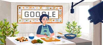 烹飪大師傅培梅 84歲誕辰